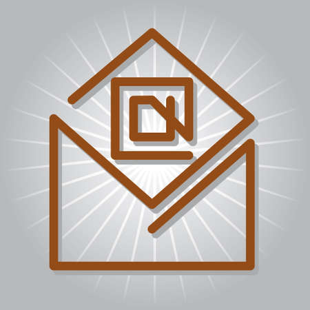 electronic mail: electronic mail icon