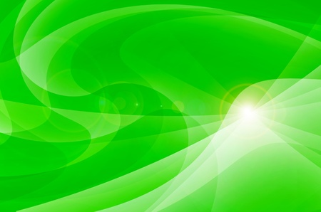 verde: abstract background Stock Photo