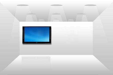 home cinema: background Stock Photo