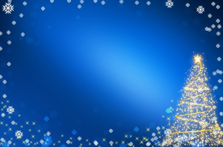 christmas backdrop: background Stock Photo