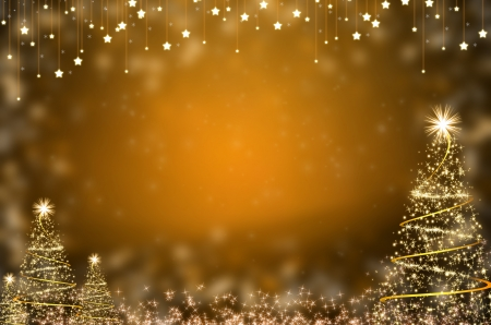 christmas fun: background Stock Photo
