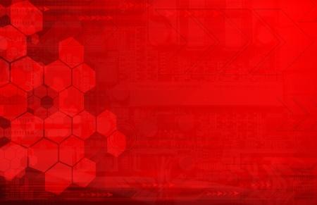 dark red: background Stock Photo