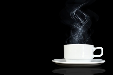 cofee cup: background Stock Photo