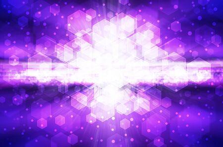Blurry Purple Background photo
