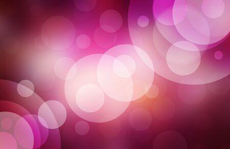 боке: розовое боке фон