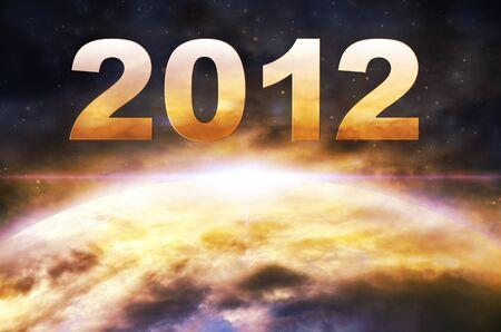 2012 year of the apocalypse photo