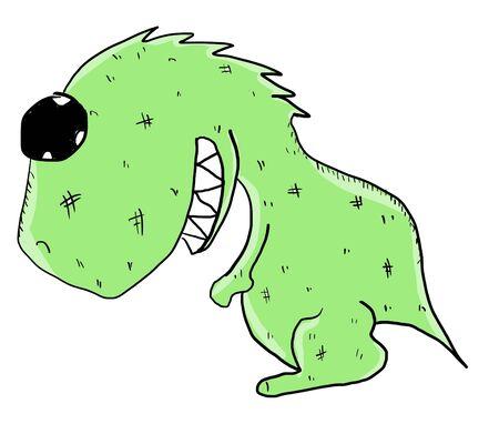 lowbrow: Cute monsters set