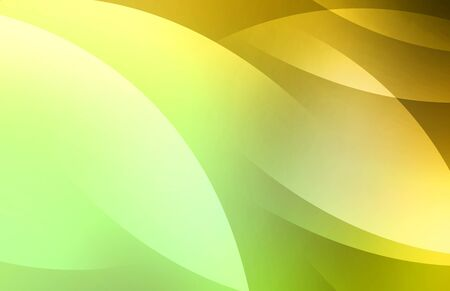 Abstract yellow to green gradient background Stock Photo - 13647369