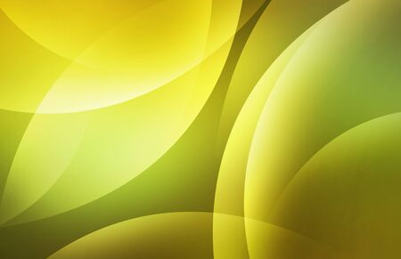 Abstract yellow to green gradient background Stock Photo - 13647391