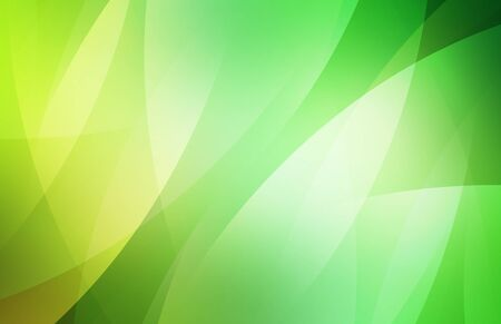 Abstract yellow to green gradient background Stock Photo - 13647359