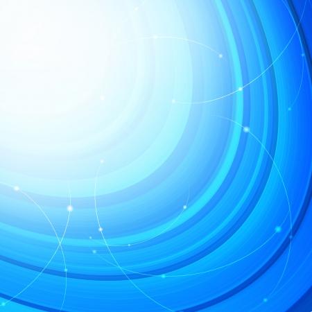 background blue Stock Photo - 13660551