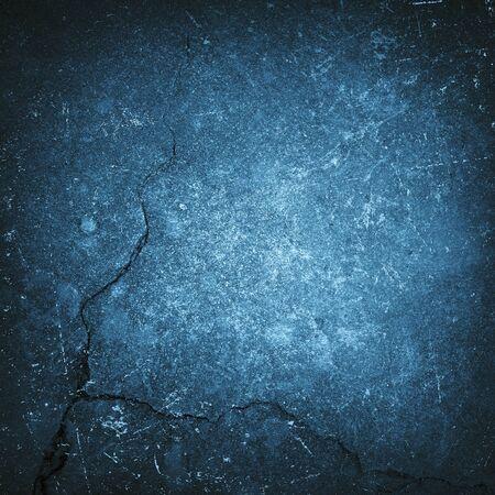mare agitato: Grunge parete blu sfondo o texture