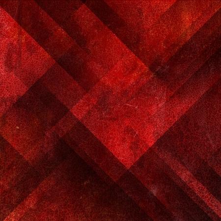 rojo: grunge de fondo con rayas