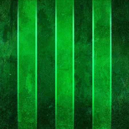 Striped green background photo