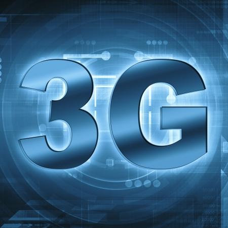 3g: 3G  wallpaper