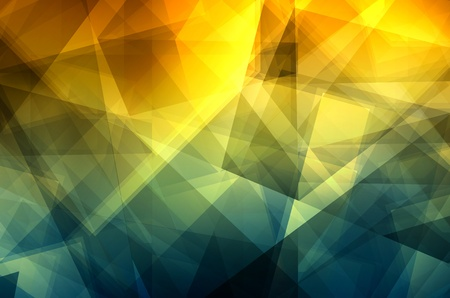 clubbing: abstract background with colorful