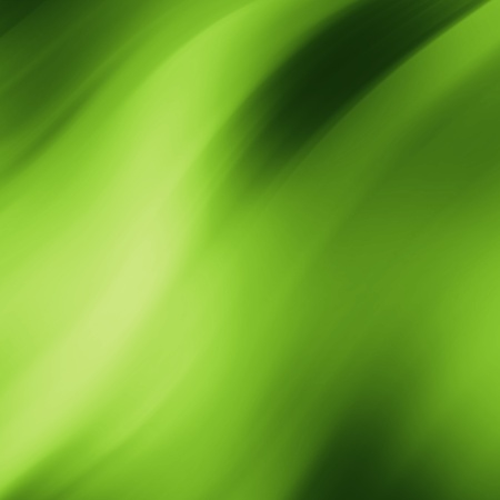 green swirl: abstract background green