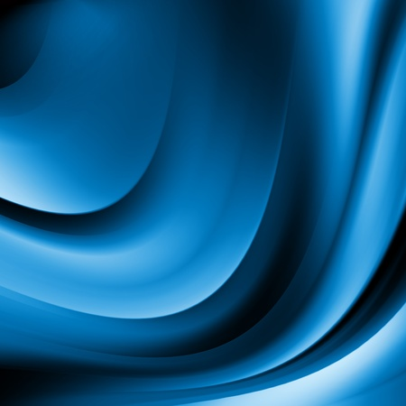 smooth gradient background, blue abstract background photo