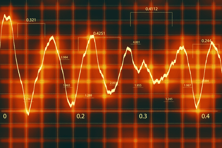 Cardiac Frequency Stock Photo