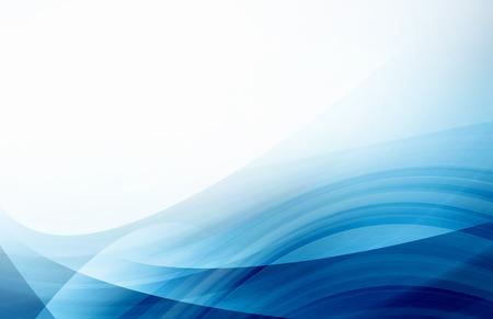 Abstracte Blauwe Textuur