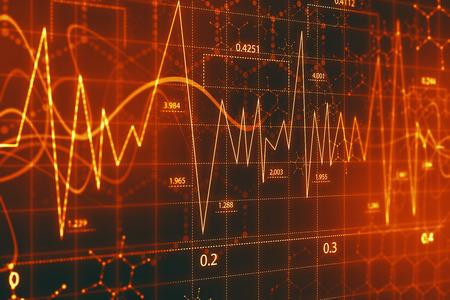 Cardiac Frequency Stockfoto