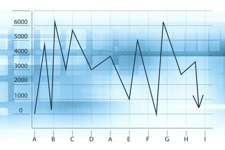 economical:  Arrow Graph Going Down
