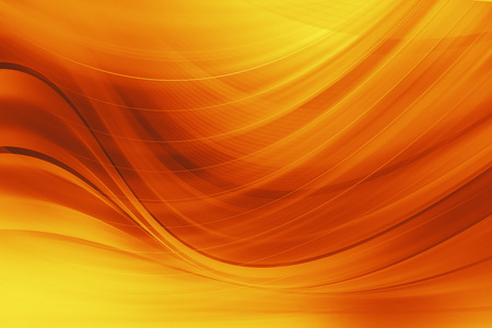 futurist: Orange and yellow background of abstract