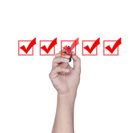 check list: checklist