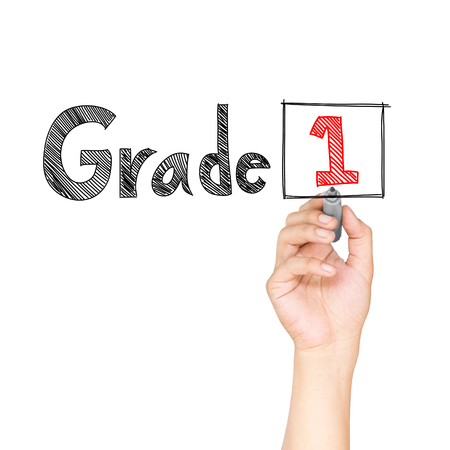 Hand drawn Education rating
