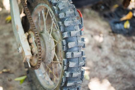 maschine: Motocross Bike tyre - Details