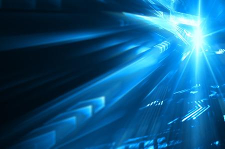 Imagen de fondo digital con la tecnología