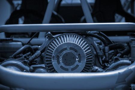 filters: Car air filter close up
