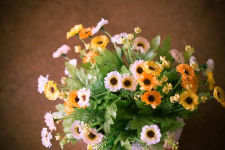 ox eye: Still life with a summer bouquet