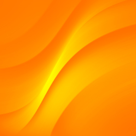 sharp curve: Red and yellow background of abstract warm curves