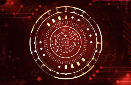 technology: graphics created with technology