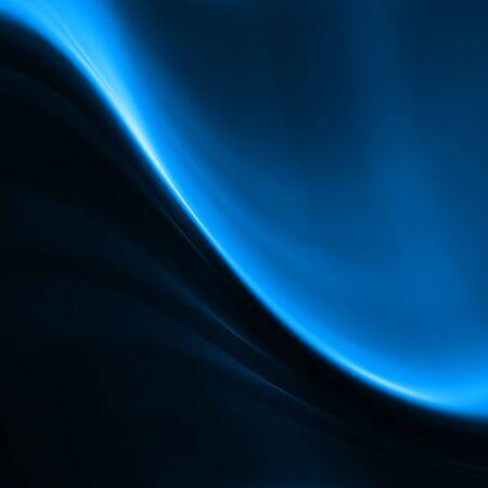 water vortex: Blue abstract background