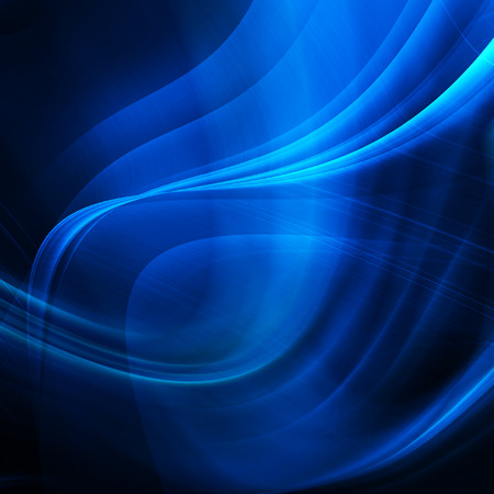 water vortex: Blue abstract backgrounds Stock Photo