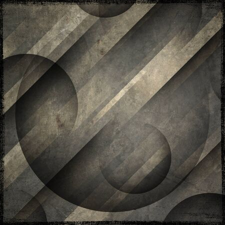 abstract shape: grunge texture