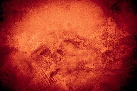 Vintage-rote Farbe abstrakte Grunge-Hintergrund