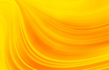 futurist: Red and yellow background of abstract warm curves