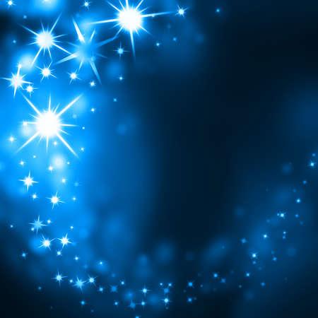 glittering: glittering abstract light background Stock Photo