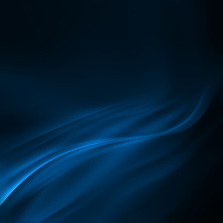 blue wave: Blue abstract background