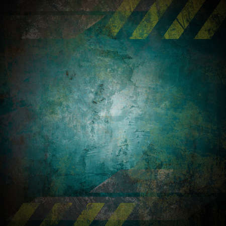 back to the future: Grunge colorful background Stock Photo