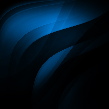 blue abstract: Blue abstract background