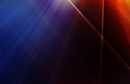 Fondo abstracto en tonos rojos y azules