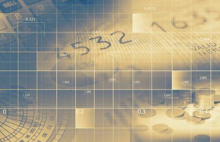 business money: Finance concept.