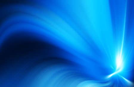 desktops: Blue abstract background