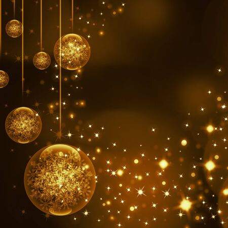 natale: christmas new year background