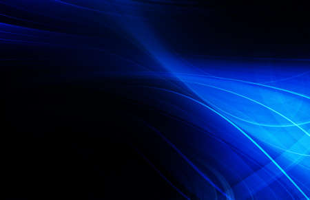 blue gradient: Blue abstract background