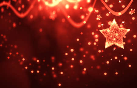 christmas wallpaper: red christmas background